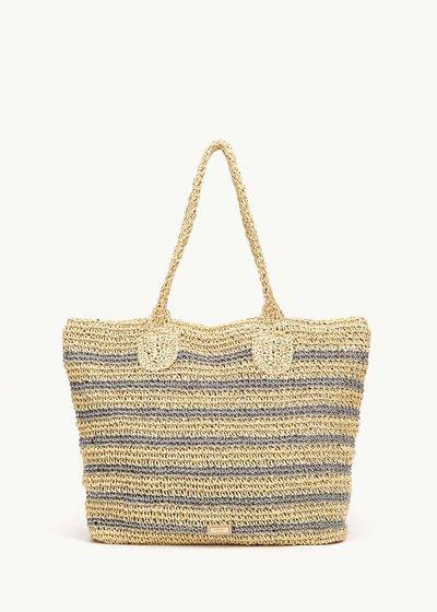 Shopping bag Bady in paglia