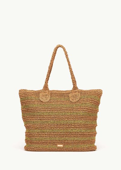 Bady straw shopping bag