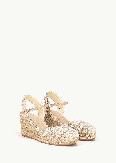 Sandalo Stacy modello espadrillas