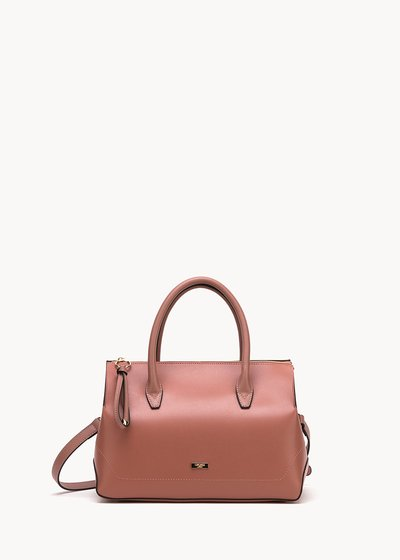 Baluk skin-coloured bag