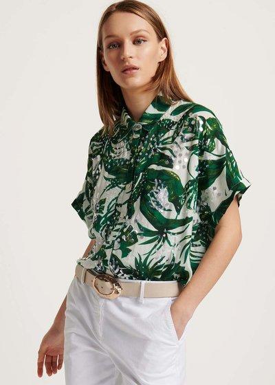 Cashy patterned shirt