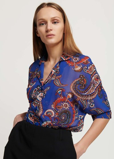 Cabryl patterned shirt