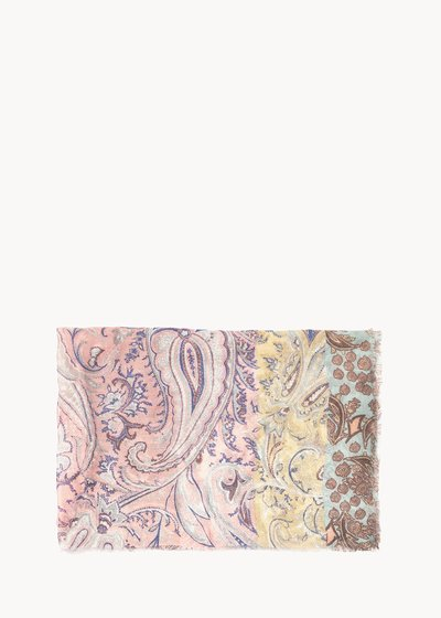 Somay patterned headscarf