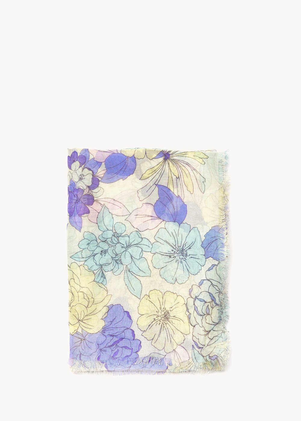 Sofy patterned headscarf - Cocco Fantasia - Woman