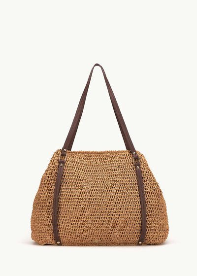 Shopping bag Bonita in paglia