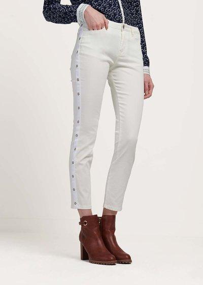 Pinup capri trousers