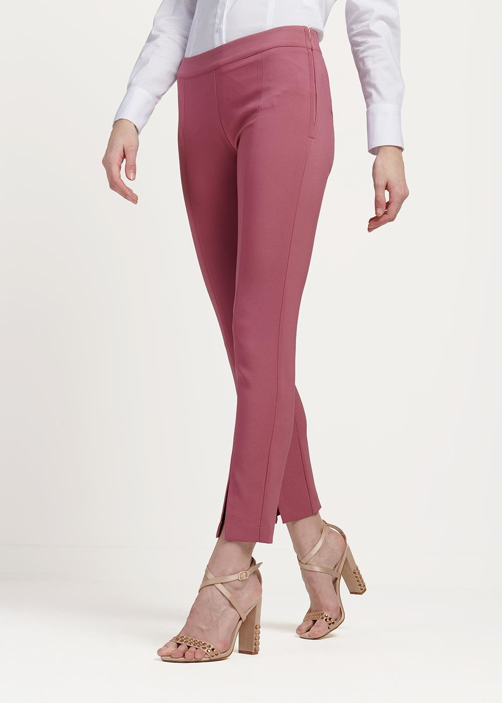 Peleo candy-coloured trousers - Candy - Woman