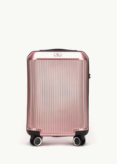 Tiko rose trolley suitcase