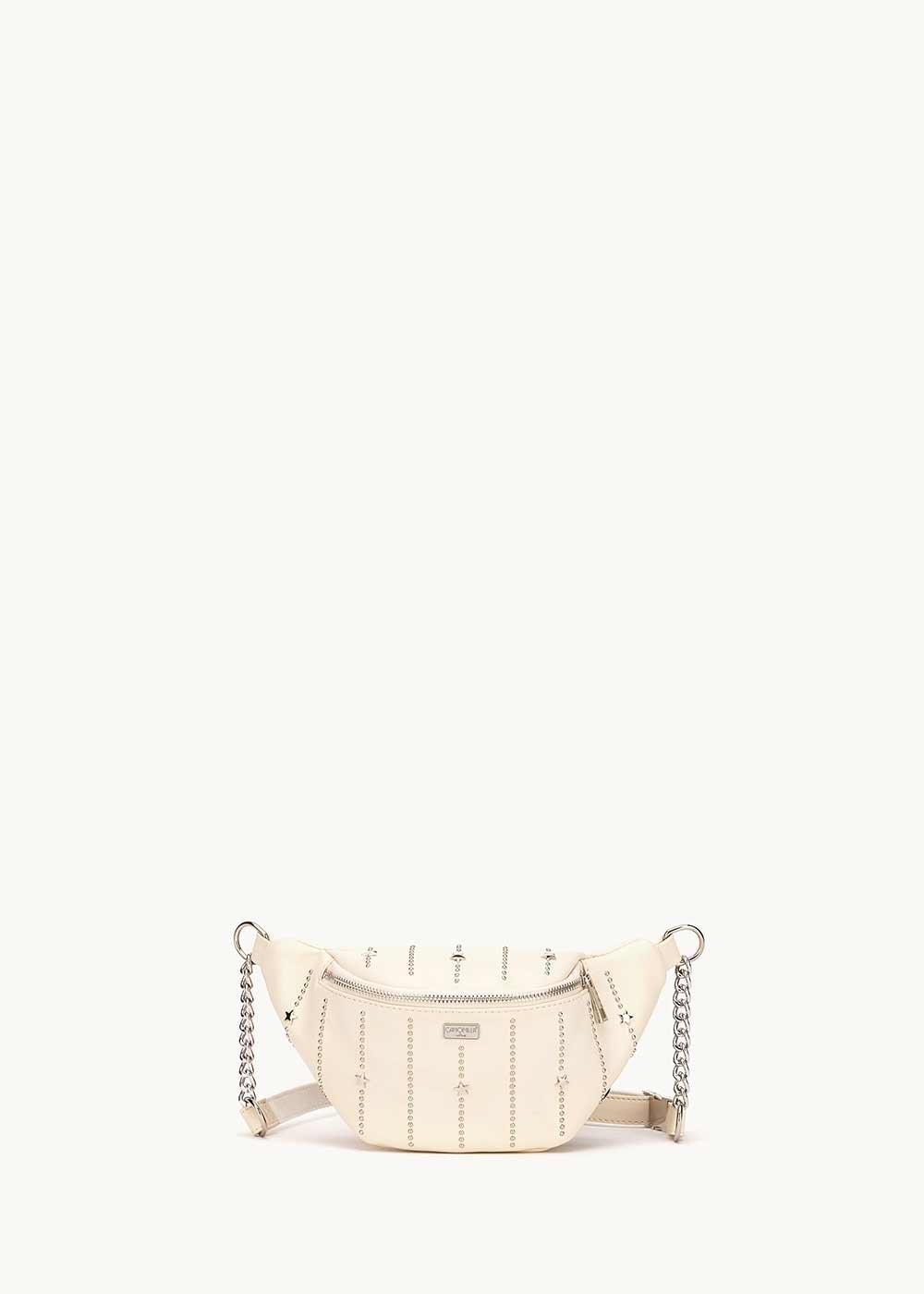 Marsupio Bresh con inserti metallici - Cocco - Donna