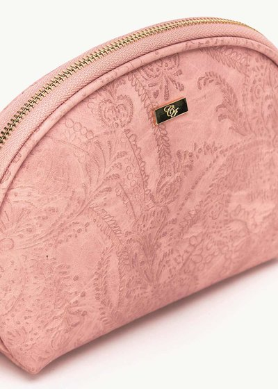 Bahia purse with cashmere effect