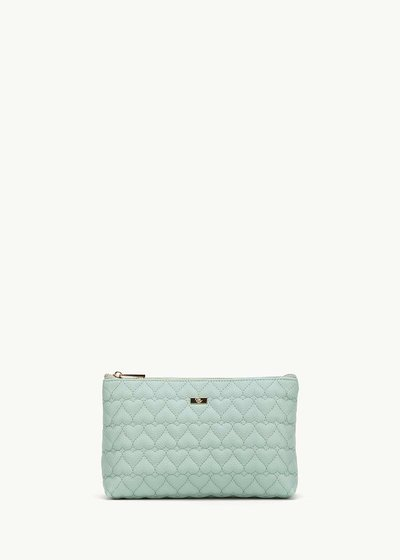 Baily quilted vanity case