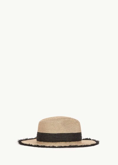 Cadys hat with contrasting black band