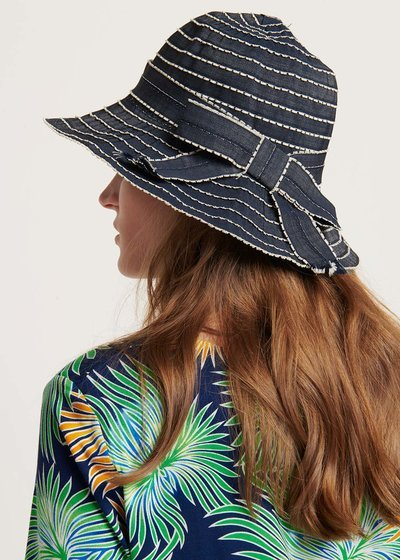 Cagyl navy style hat