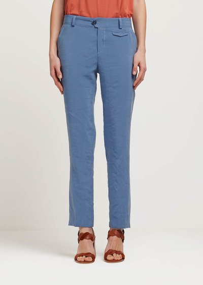 Alice air force blue trousers