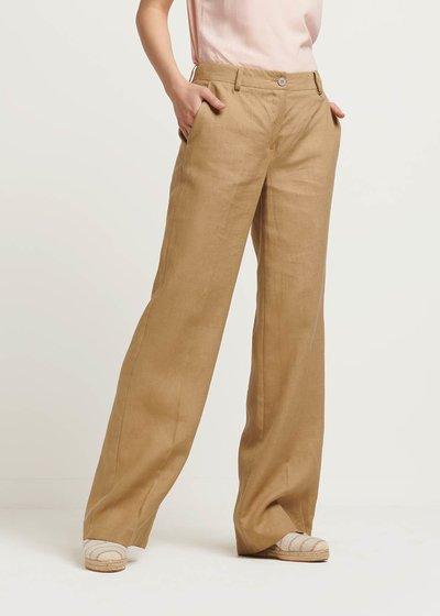 Giorgia linen trousers