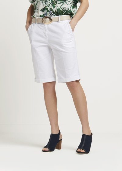 Brandon cotton bermuda shorts