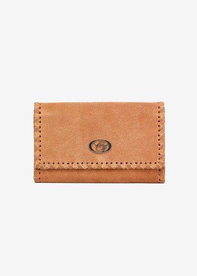 Pako suede wallet