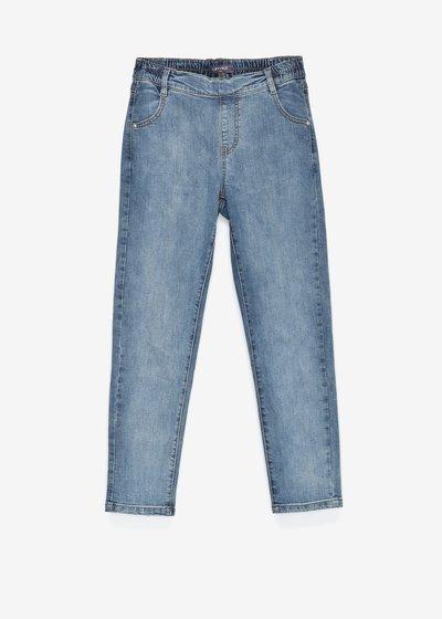 Pantalone jeggings Doris con elastico sul restro