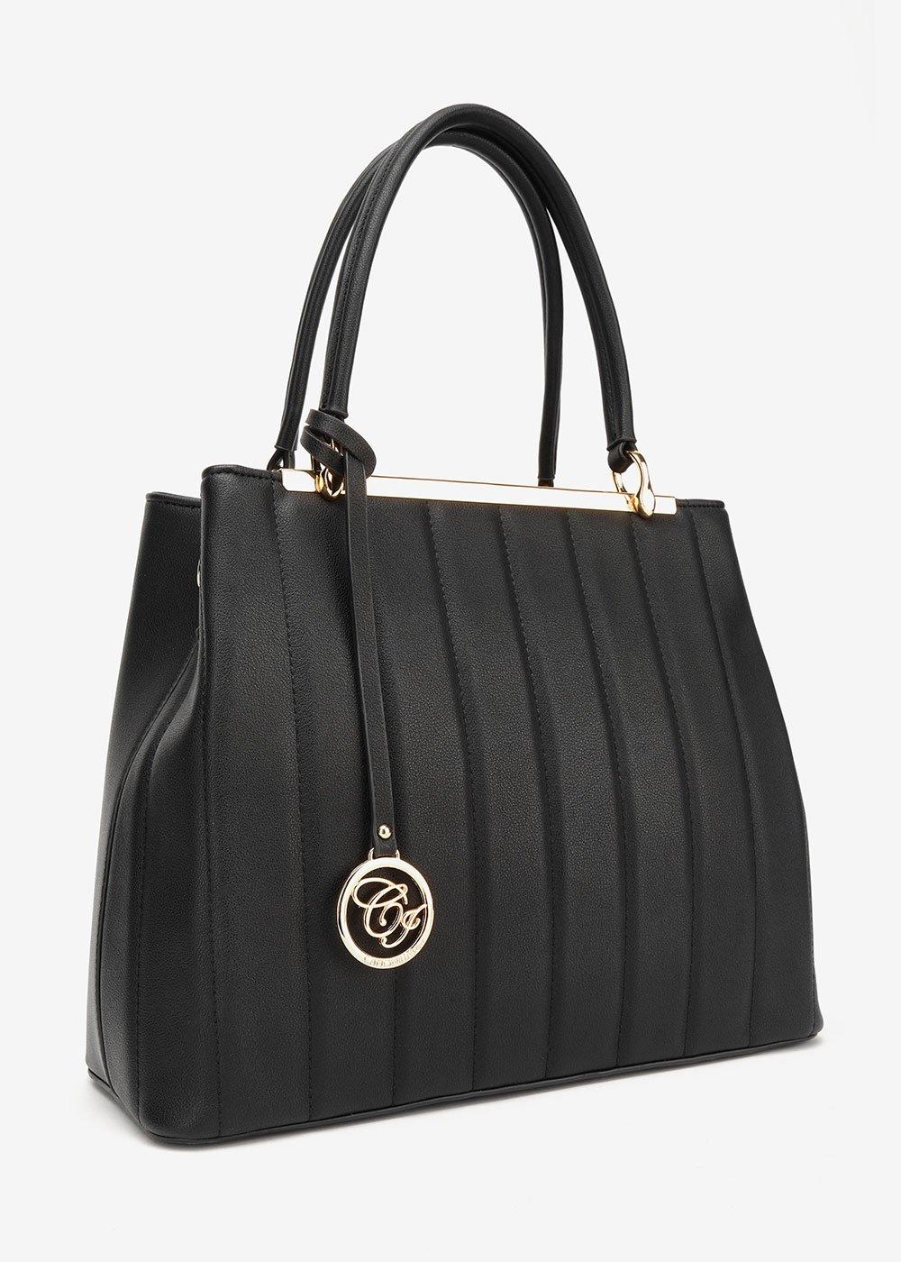 Bloody tote bag - Black - Woman