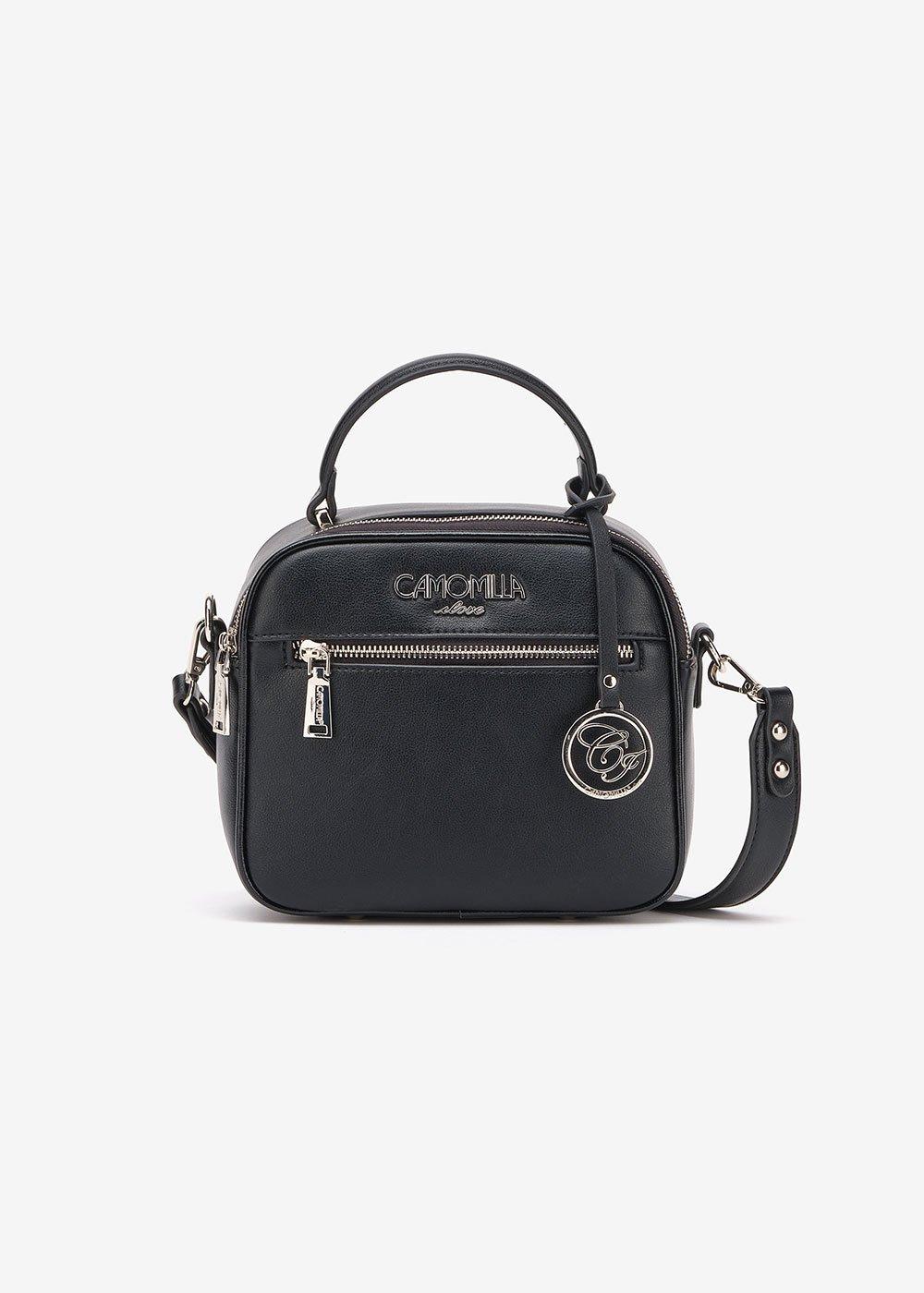 Byl bag with shoulder strap - Black - Woman