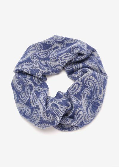 Shirly patterned scarf