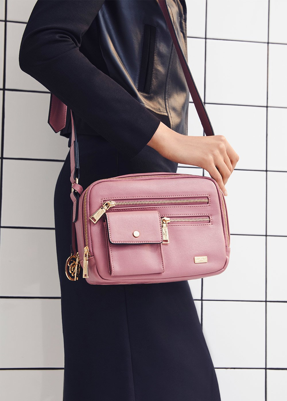 Blais multi-pocket bag - Cammeo - Woman