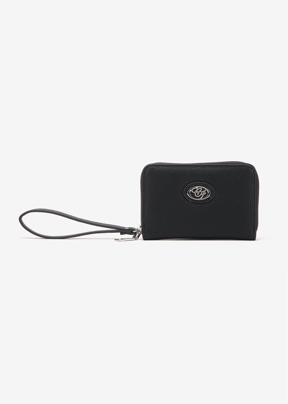Pstsy wallet with wristband - Black - Woman
