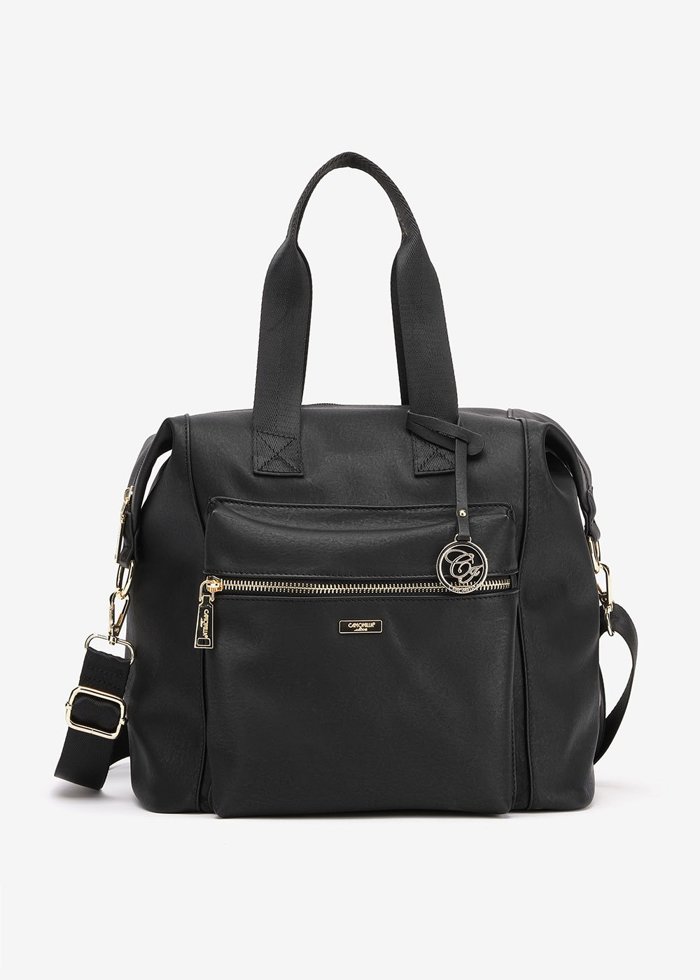 Brook boston bag - Black - Woman