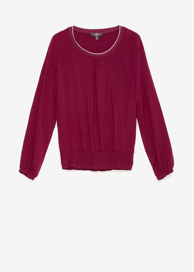 Samantha round-neck t-shirt