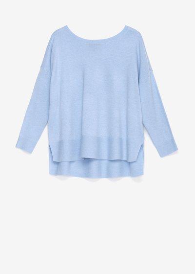 Medel asymmetric sweater