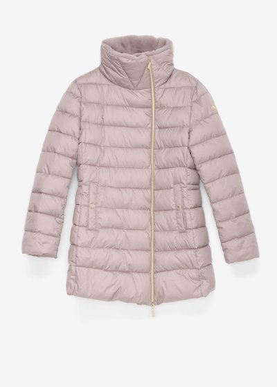 Pago down jacket with hood
