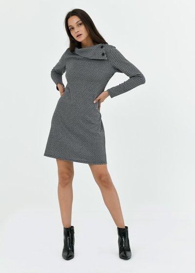 Arold jacquard dress