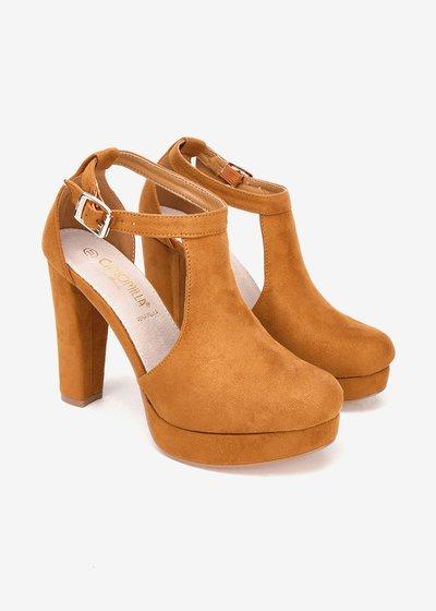 Steila semi-opened shoe