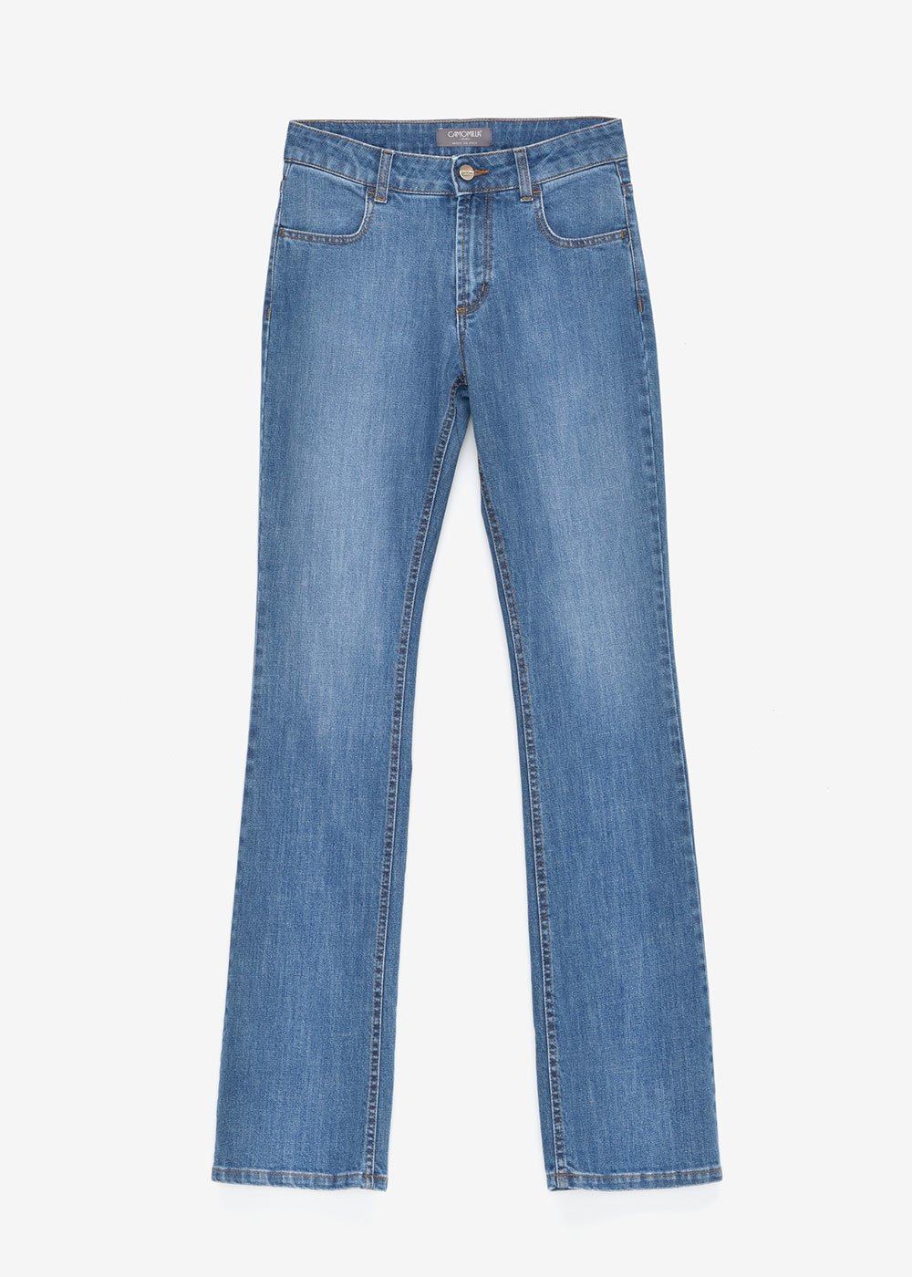 Cindy flared denims - Denim - Woman
