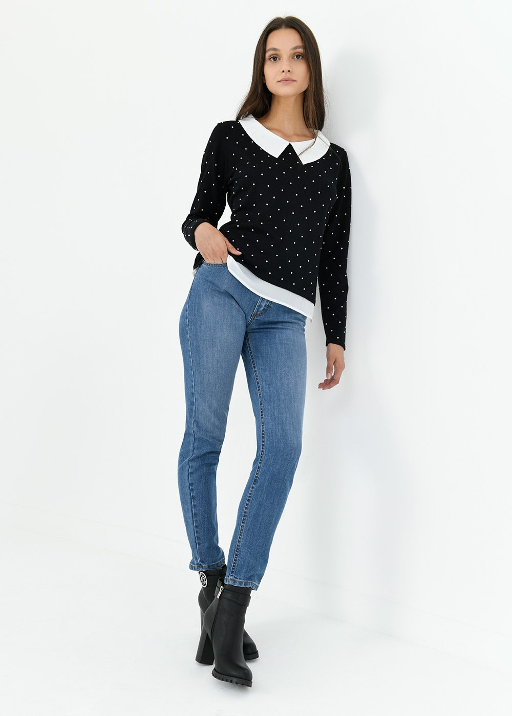 Denim Kate modello skinny - Denim - Donna