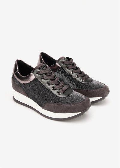 Shirl sneakers in mesh fabric