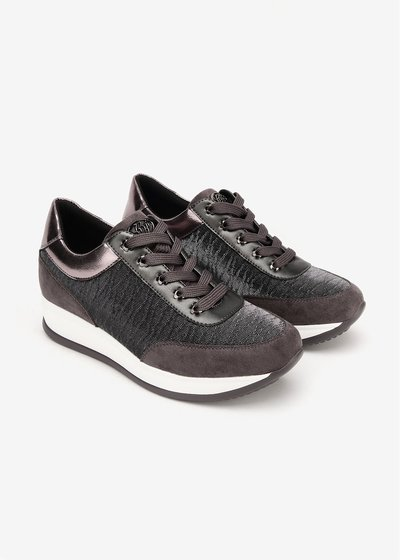 Shirl sneakers in mesh fabric