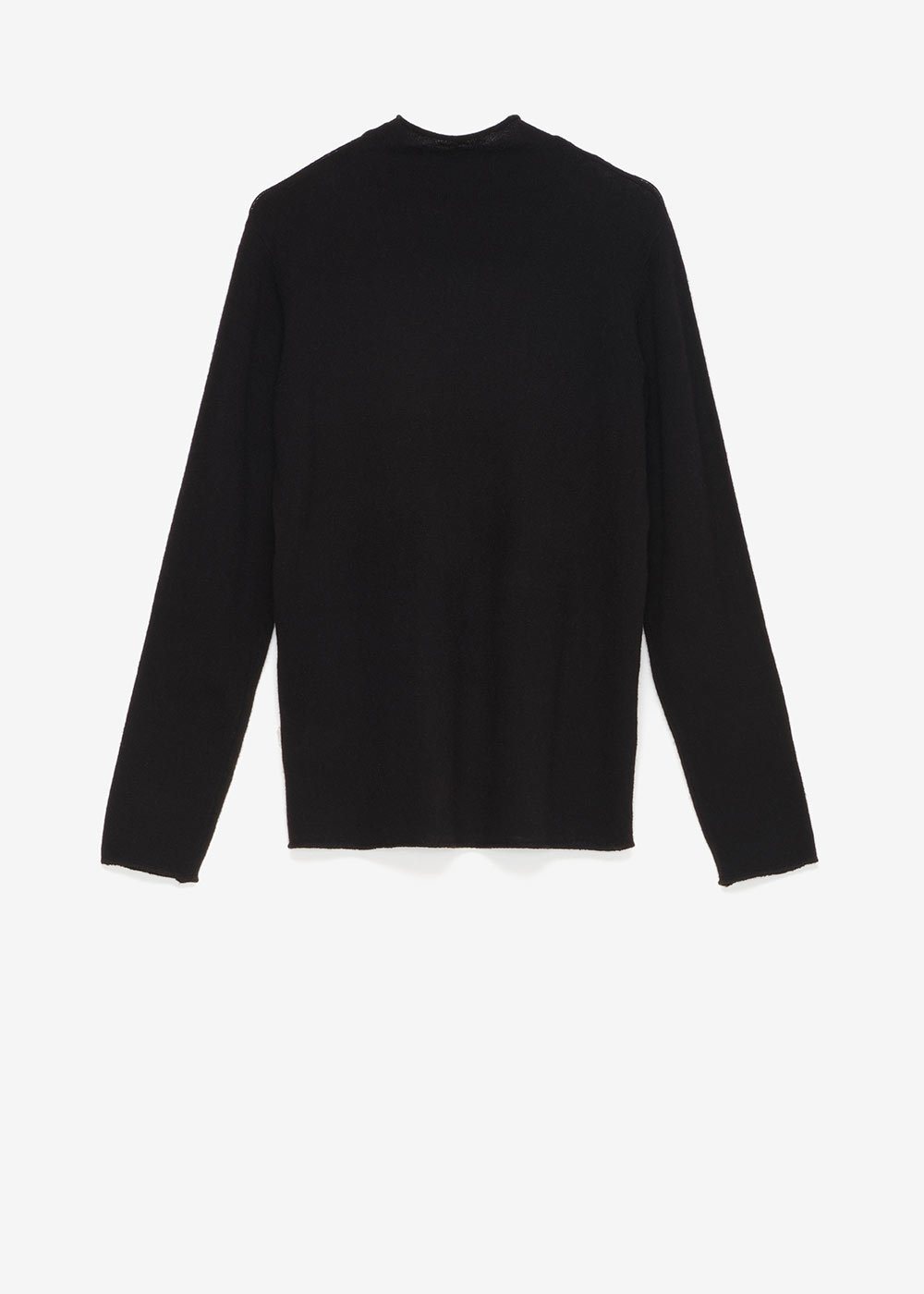 Merida wool turtleneck - Black - Woman