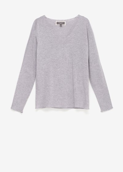 Maela V-neck sweater