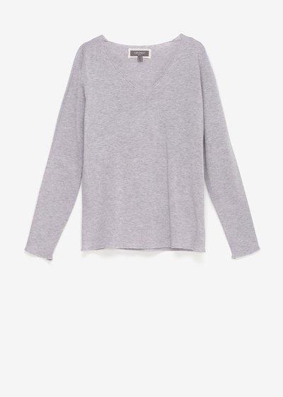 Maela V-neck sweater