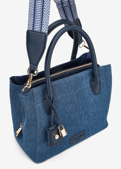 Borsa Berty in denim