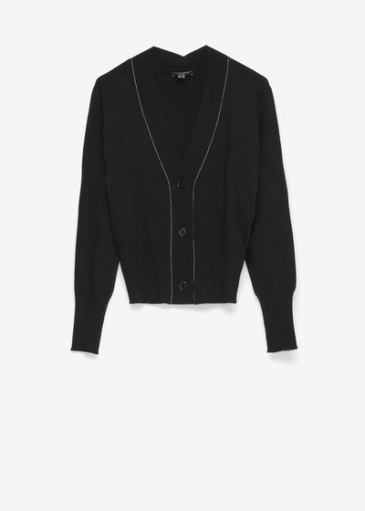 Cryss V-neck cardigan