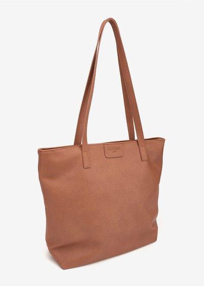 Shopping bag Badiascer stampa cervo