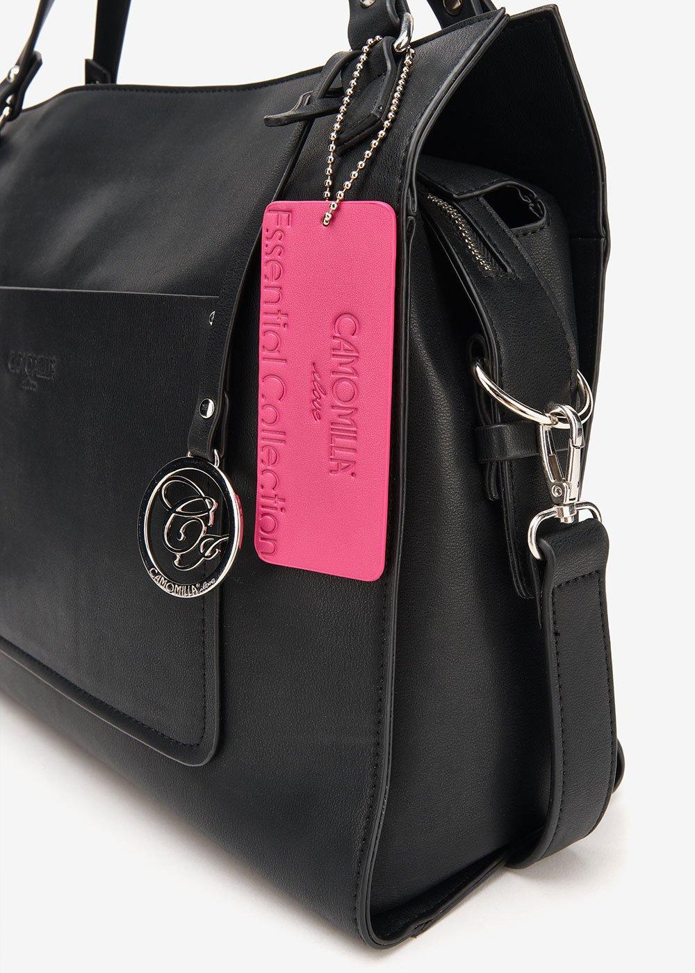 Shopping bag Baily - Black - Donna