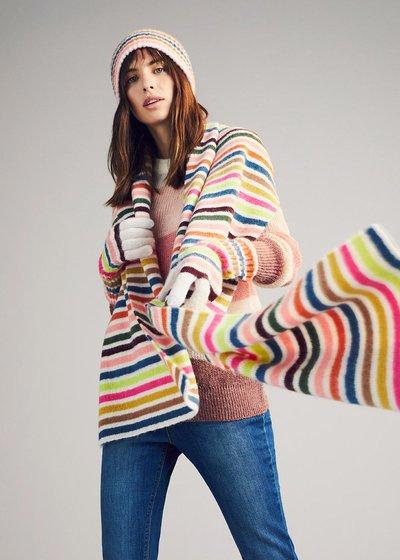 Sabri multicolour scarf