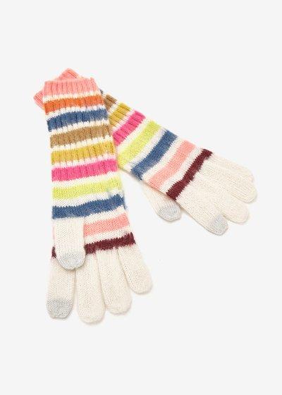 Gabri multicolour gloves