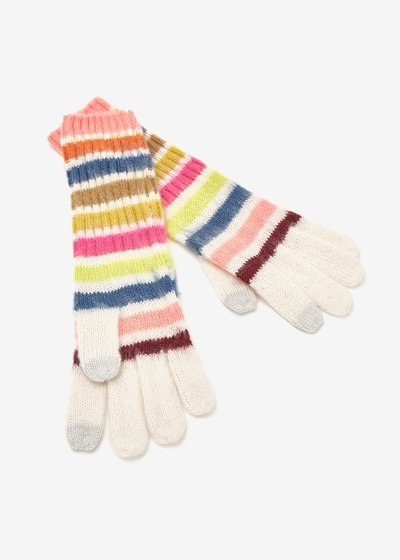 Gabri multicolour gloves