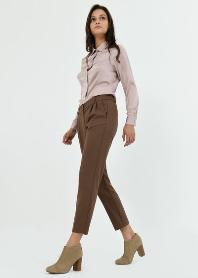 Pantalone Gigi con pince