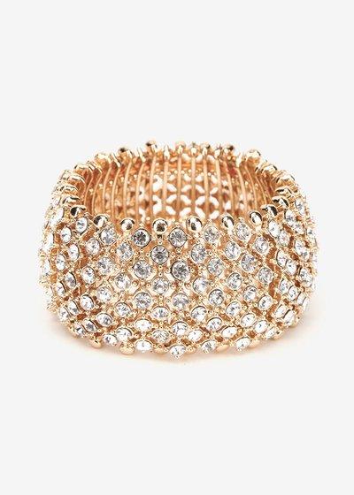 Bray golden bracelet