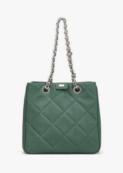 Shopping bag Bambi effetto matelassè